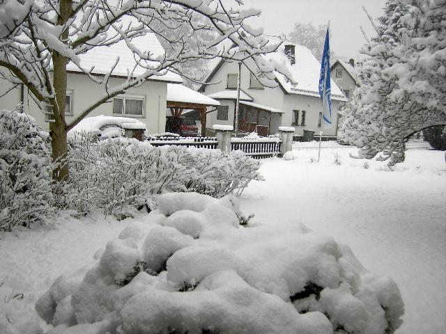 Mehr Schneeeeeeee